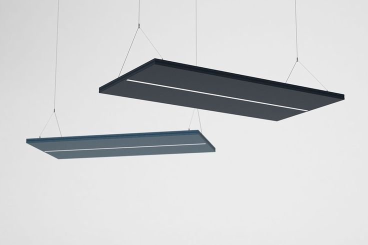 LimbusLighting Horizontal is a ceiling-suspended absorbent with lighting to hang above or between workplaces.LimbusLighting Horizontal has the same sound absorbing and sound reducing properties as LimbusCeiling Horizontal. Scandinavian design. Made in Sweden. Design - Team Glimakra