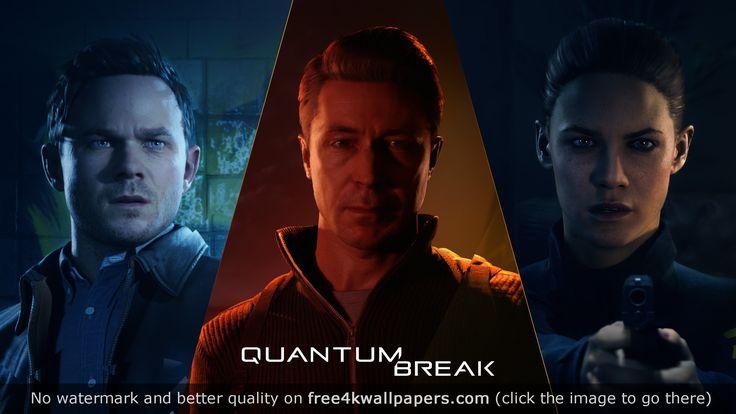 Quantum Break Xbox One HD wallpaper