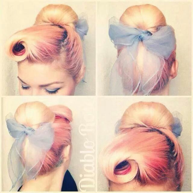 is hair in style 17 best ideas about pin up bandana on pin up 7361