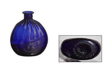 Lommeflaske / Glass / Nettauksjon / Blomqvist - Blomqvist Kunsthandel