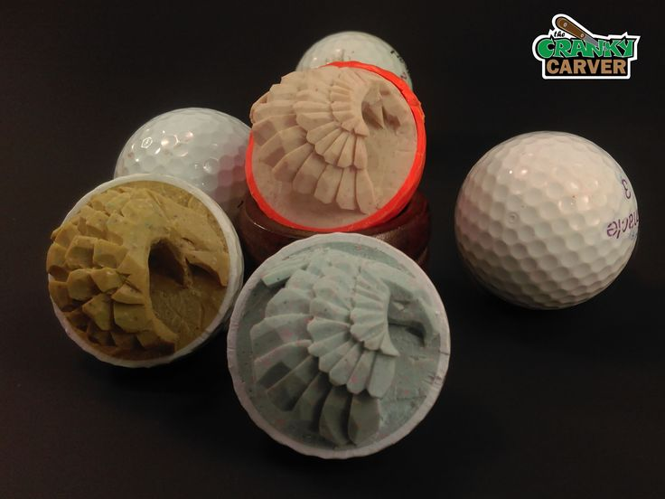 Images about carved golf balls on pinterest herons