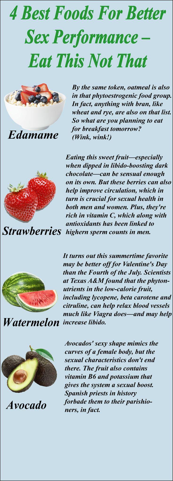 best sex food for women