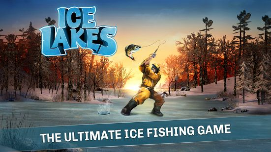 day time and weather conditions that also affect fish behavior makes Ice Lakes the ultimate ice fishing simulator.