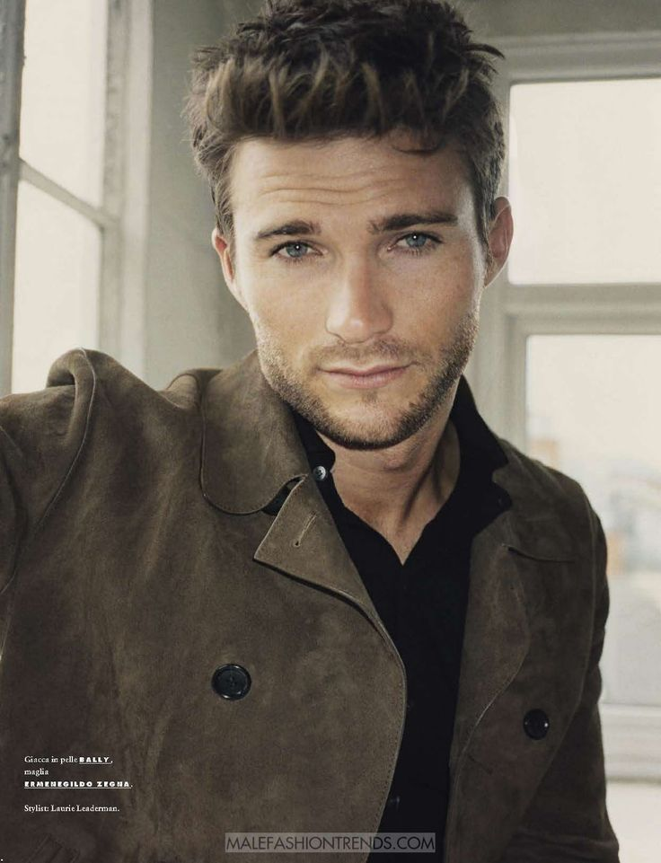 Male Fashion Trends: Scott Eastwood por Tom Craig para GQ Italia