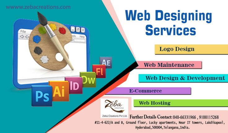 #ZebaCreations pvt ltd offering #WebDesign Services in Hyderabad, to the #Website owners to get #expected results. Our expert website #redesign services will enhance the look and feel of your Website, drive more #conversions, and add clarity to the content. See more @ http://www.zebacreations.com