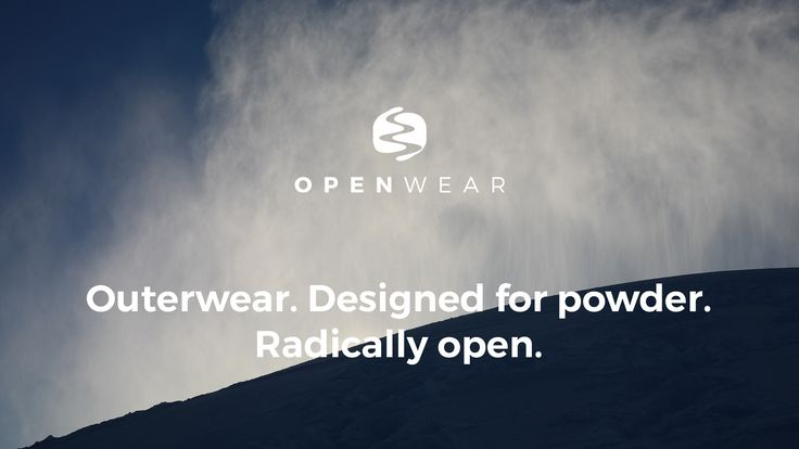 Open Wear: The Introduction into Radical Openness