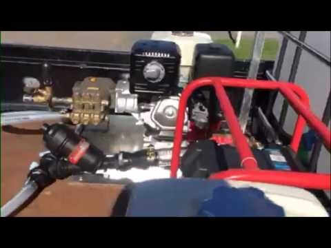 New House Wash Truck Build Part 4