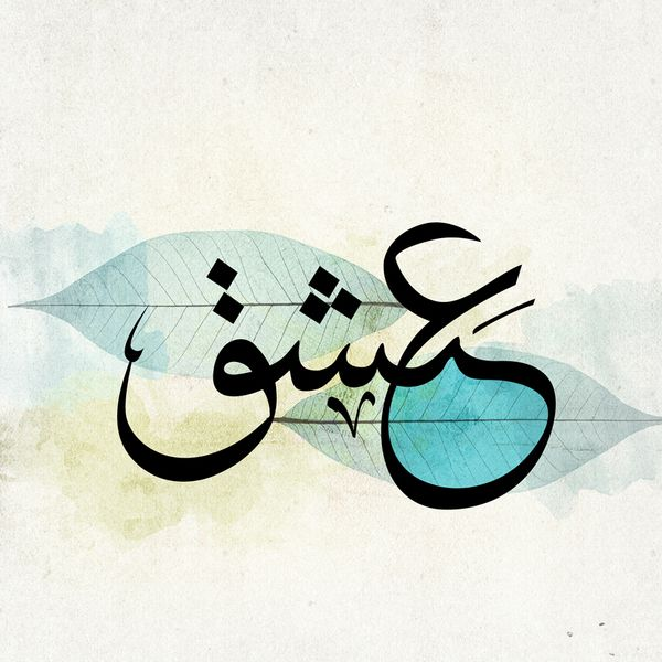 Arabic  by Mahmoud Fathy, via Behance