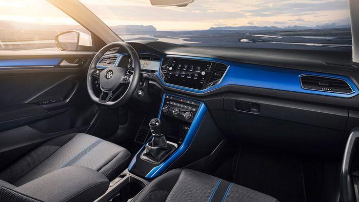Volkswagen T Roc Ozellikleri Ve Fiyat Listesi Volkswagen Arac Direksiyon