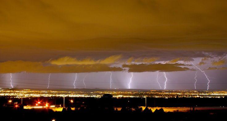 Storm floods Downtown Albuquerque, cuts Railrunner service to Santa Fe | Albuquerque Journal News