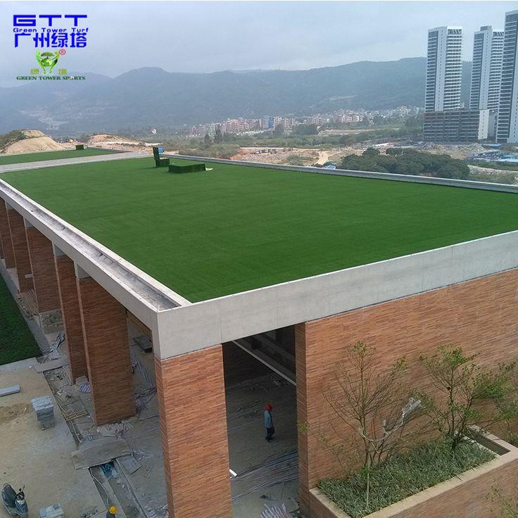 שטיח דשא דשא מלאכותי דשא סינטטי קישוט DIY פלסטיק לגג של בית תפאורה