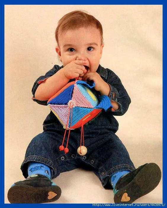 Озорные петельки: Развивающие игрушки для малышей
