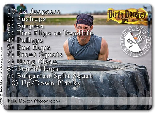 Getting stoked... Warrior Dash this weekend... and then the grand daddy of Adventure Races... DIRTY DONKEY