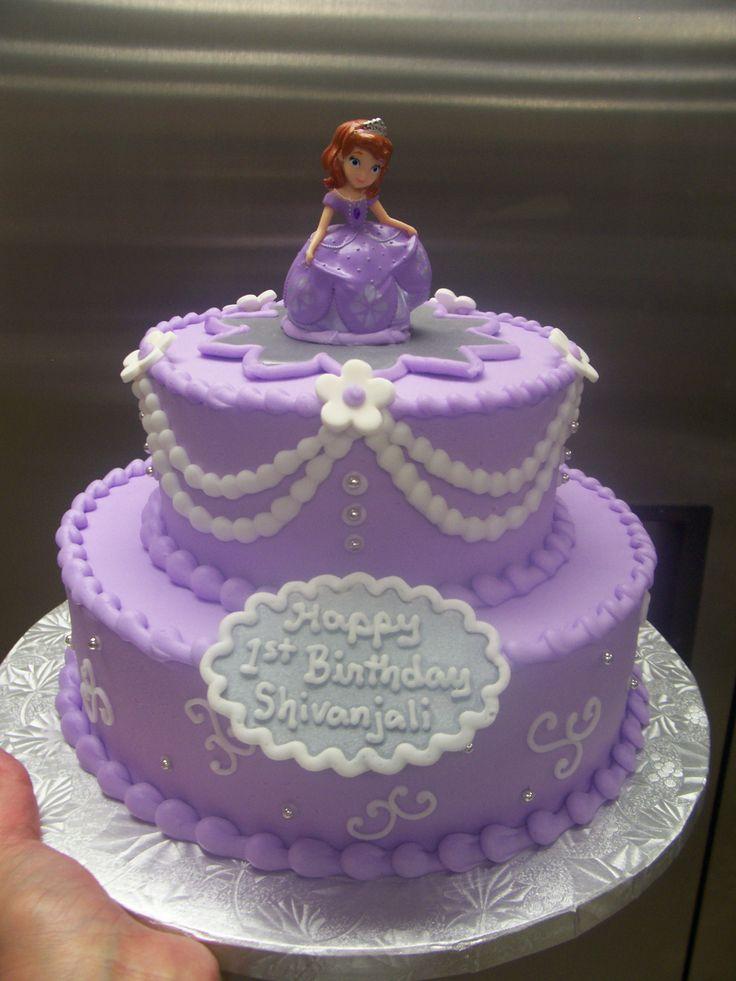 Princess Sofia Cake                                                                                                                                                                                 More