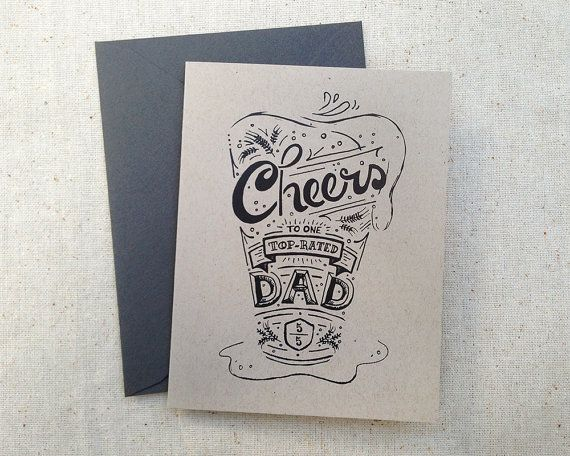 62 best images about Hand Lettering Birthday Card Ideas on – Birthday Card Ideas for Dad