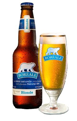 Refreshing and flavourful, Boréale Blonde is an excellent introduction for newcomers to specialty beers. Its crisp velvety taste harmonizes the bitter notes of the hops with the mellowness of the malt.