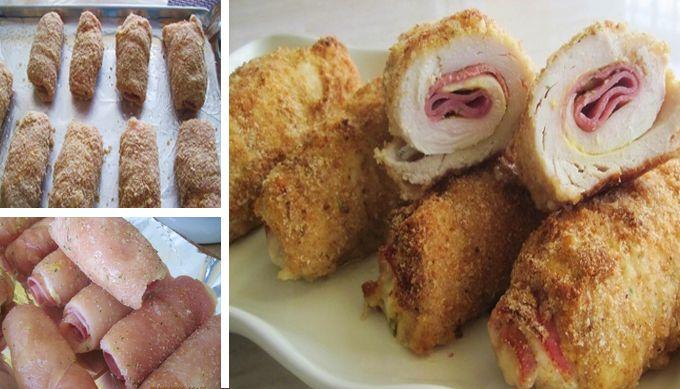 Nejlepší domácí Cordon Bleu s famózní chutí! | Vychytávkov