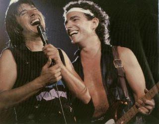 Steve Perry & Neil Schon, Journey