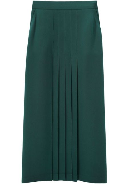 APIECE APART / TEA PLEAT SKIRT