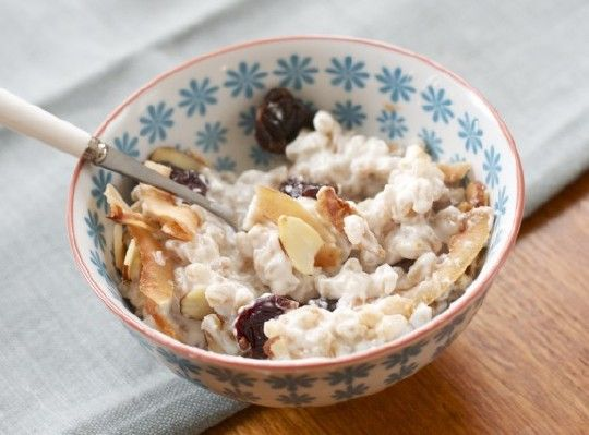 , baked farro pudding by Domenica Cooks, apricot rice Pudding pops ...