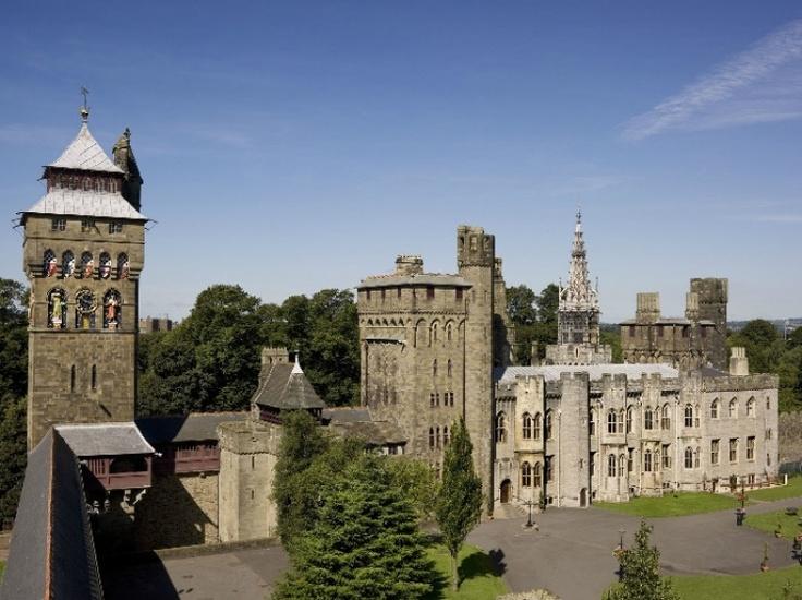 Cardiff Castle wedding venue in Cardiff, Glamorgan