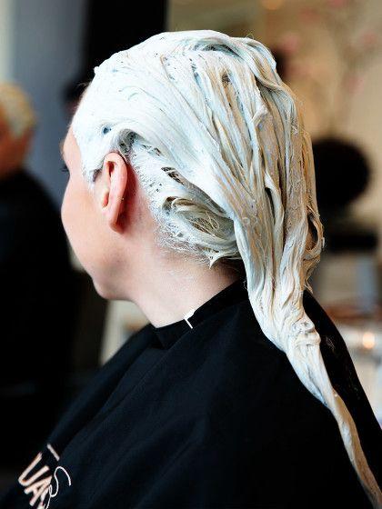 Haare auf naturlichem weg aufhellen