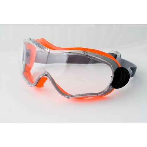 Betafit Eiger clear anti mist & anti scratch goggle