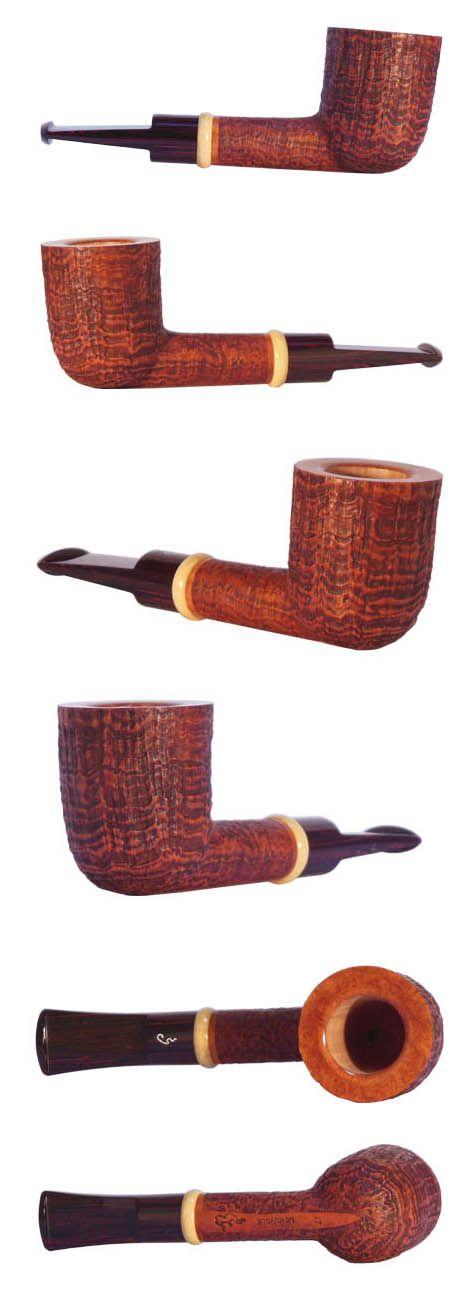 Pipa 10 - Brucianaso - €380,00 : Pipe artigianali per fumatori realizzate da Maurizio Tombari. Vendita online pipe.
