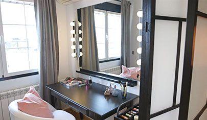 mesas de maquillaje habitacion - Buscar con Google