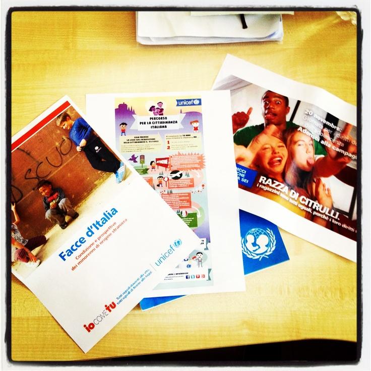 Aiutateci a promuovere la non discriminazione e i diritti di #cittadinanza dei minorenni di origine straniera! Come? Diffondendo i materiali #iocometu