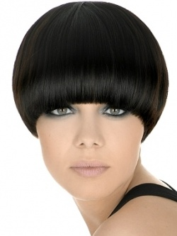 Perfectly polished! Short hairstyle