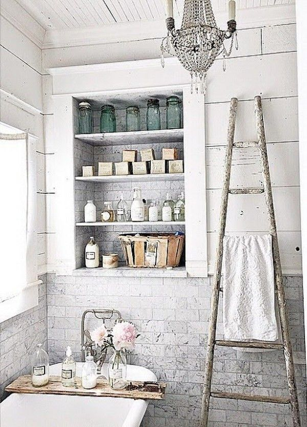 97 Best Shabby Chic Bathroom Ideas 2019 French Country Bathroom