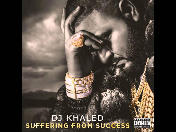 DJ Khaled  Suffering From Success (Deluxe Edition) Full