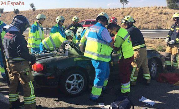 Mueren 22 personas en accidentes en la segunda operación salida del verano