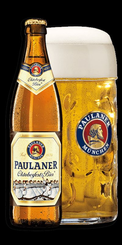 Paulander Oktoberfest Bier
