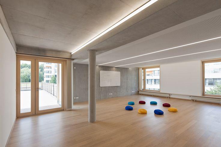 Centro Psiquiátrico Friedrichshafen,© Werner Huthmacher