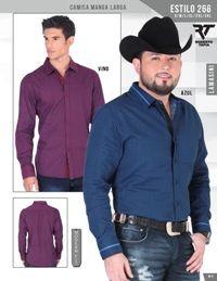 camisa de moda LAMASINI
