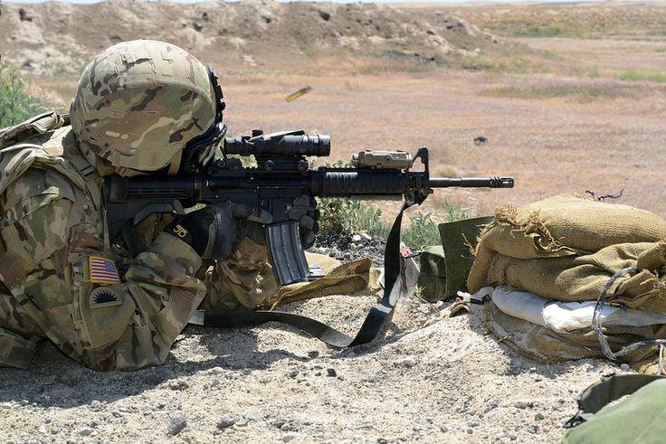 Deployment training militer dan dunia
