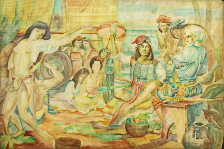 filipino artist essay The filipino essays a typical filipino family is known for their close ties their relationship with each other is so close that they almost do not want to be apart.