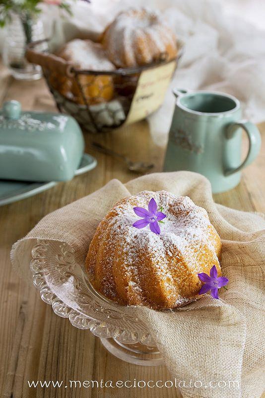 Menta e Cioccolato: CHIFFON CAKE al limone rinominata Fluffosa in versione Mini. La torta più soffice del mondo! Le mie Fluffosette.