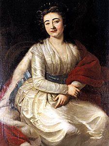 PAOLINA CRISTINA GUGLIELMINA (1769+1820) DI ANHALT-BERNBURG, FIGLIA DI FEDERICO ALBERTO E LUISA ALBERTINA.INTELLIGENTE EBBE DAL PADRE UNA EDUCAZIONE ILLUMINISTICA DI GRANDE PRESTIGIO.NEL 1796 SPOSO' L'AMATISSIMO LEOPOLDO I DI LIPPE.ALLA MORTE DI QUESTI(1802)ASSUNSE LA REGGENZA DI LIPPE PER IL FIGLIO MINORENNE.FURONO 20 ANNI DI FORTISSIME RIFORME SOCIALI E POLITICHE..LA GRANDE POPOLARITA' DI PAOLINA FECE SI' CHE SIA NAPOLEONE,CHE IL CONGRESSO DI VIENNA MANTENNERO L'AUTONOMIA DEL PICCOLO…