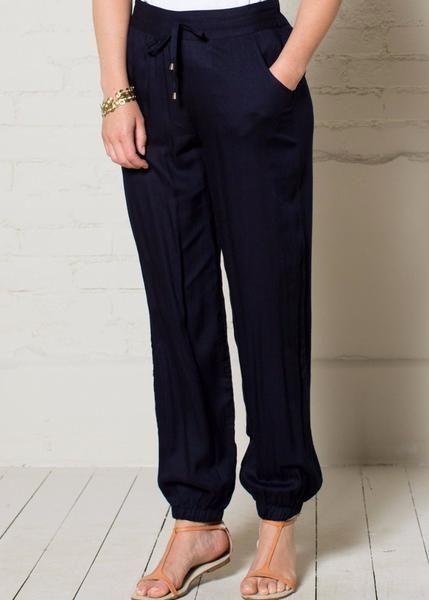 Plain Hareem Trousers-Trousers-Sancho's Dress