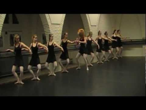 Harlem Shake (Ballet Edition) lol