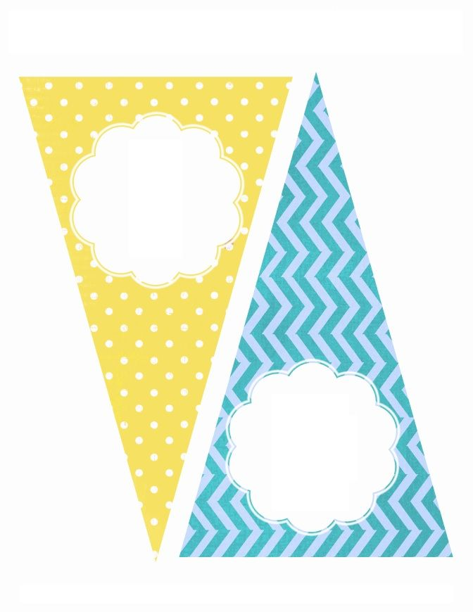 chevron & dots