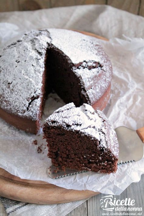 Ricetta torta margherita facile