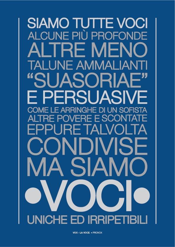 VOX - LA VOCE (Provox • 05 Feb.) http://blogprovox.tumblr.com/post/46587268347/vox-la-voce