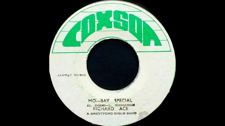 Richard Ace & the Brentford Disco Band - Mo-Bay Special