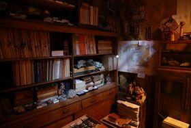 魔女の宅急便家の中を自由に飛び回れる、見習い魔女・キキの実家  魔女の宅急便 家のイメージ