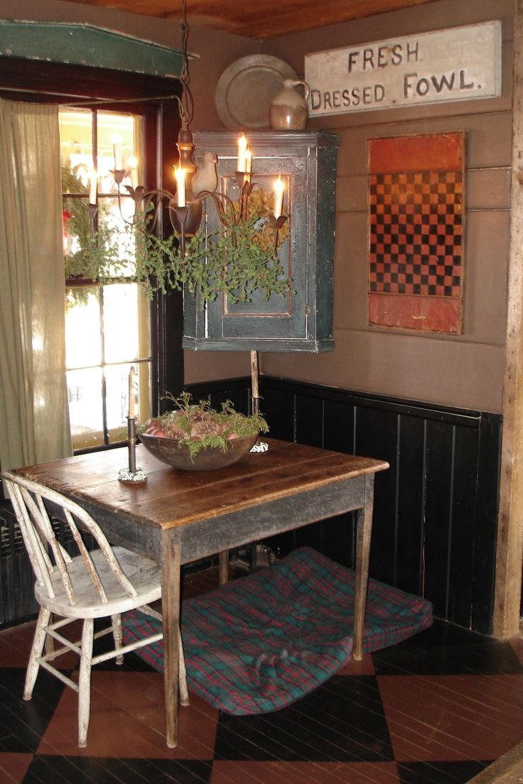 I love this little nook!!!---The Tobacco Cloth curtains can be purchased and shipped from The Old Mercantile in Clarksville Tn---theoldmercantile.com---Facebook---931-552-0910