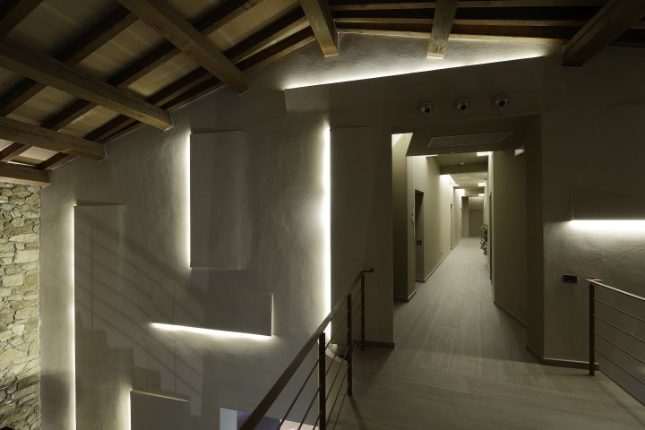 Casale del Principe spa and wellness center by Alberto Apostoli Architecture, Monreale   Italy wellness fitness